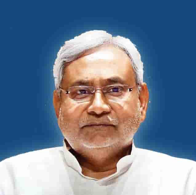 CM Nitish Kumar Contact Number