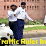 New Traffic Rules In India 2021 Fines (Challan) List pdf In Hindi/English