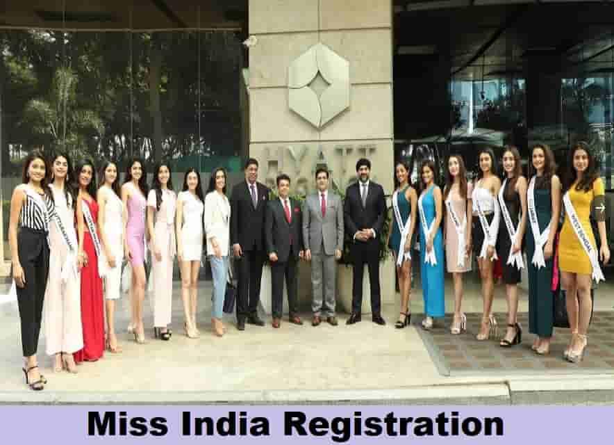 Femina Miss India 2022 Registration