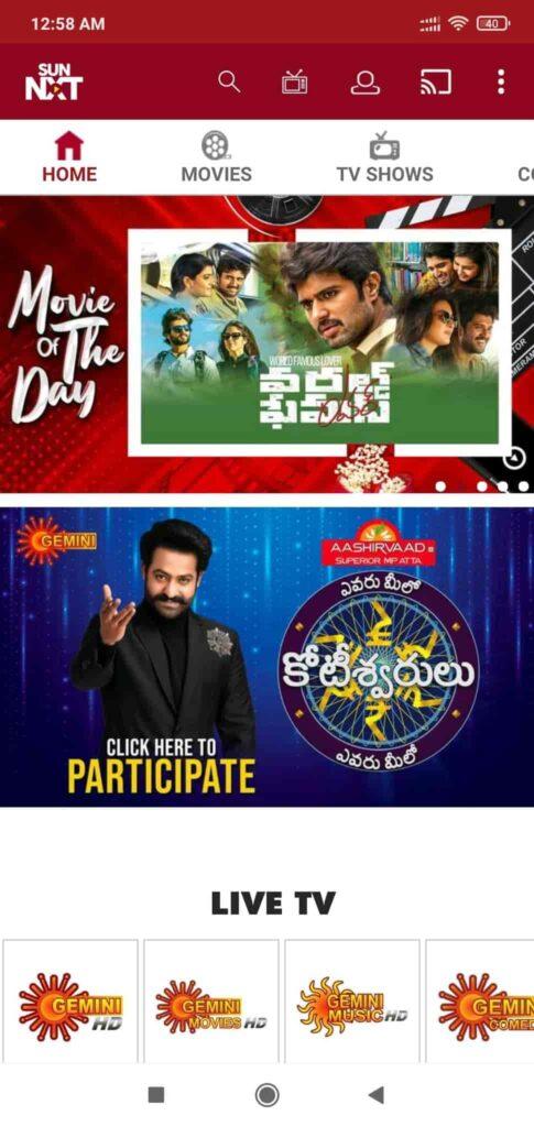 Meelo Evaru Koteeswarudu Registration with App