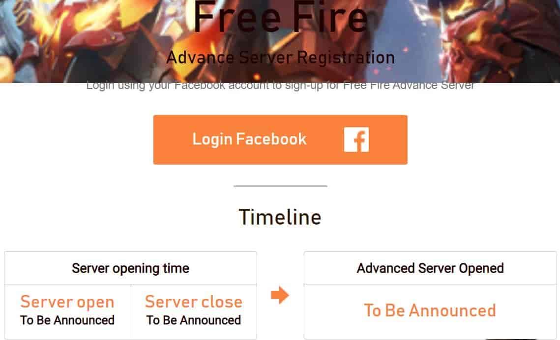 Ff Free Fire Advance Server Ob 27 Apk Download Registration Login